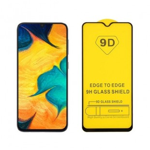 فول گلس فول چسب سامسونگ Full Glass Samsung Galaxy A80