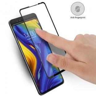 فول گلس تمام چسب گوشی شیائومی Full Glass Xiaomi Mi Mix 3