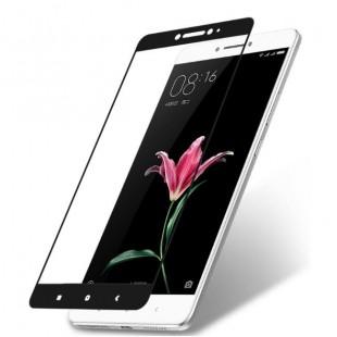 فول گلس تمام چسب گوشی شیائومی Full Glass Xiaomi Mi Max 2