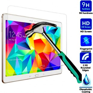 محافظ LCD شیشه ای Glass Screen Protector.Guard for Samsung Galaxy TabS 10.5 T800 / T805