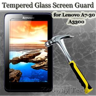 محافظ LCD شیشه ای Glass Screen Protector.Guard for Lenovo A3300