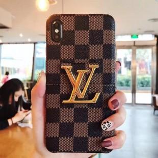 قاب چرمی لویز ویتون Louis Vuitton Case iPhone 7 Plus