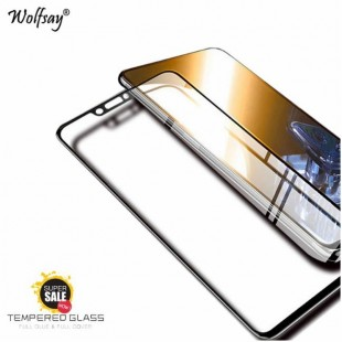 فول گلس تمام چسب گوشی هواوی Full Glass Huawei Nova 3