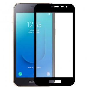 فول گلس تمام چسب گوشی سامسونگ Full Glass Samsung Galaxy J2 Core