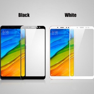 فول گلس تمام چسب گوشی شیائومی Full Glass Xiaomi Redmi Note 5A Prime