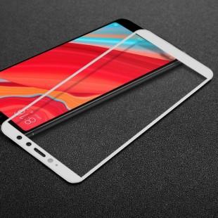 فول گلس تمام چسب گوشی شیائومی Full Glass Xiaomi Redmi S2/Y2