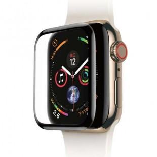 فول گلس شیشه ای قابل انعطاف Full Screen Curved Tempered Glass Film Apple Watch 42mm