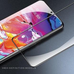 گلس سرامیکی براق سامسونگ Ceramic Full Glass Samsung Galaxy A30