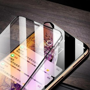 گلس فول D+ آیفون D+ Transparent Glass Apple iPhone 11
