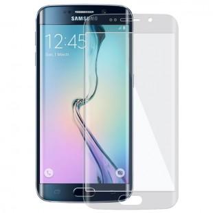 محافظ LCD برچسب پشت و رو با پوشش کامل قسمت های منحنی مخصوص Samsung Galaxy S6 Edge