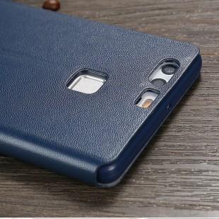 کاور چرمی X-Level Cover FIBCOLOR Cover for Huawei P9 Plus