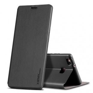 کاور چرمی X-Level Cover FIBCOLOR Cover for Huawei P9 Lite