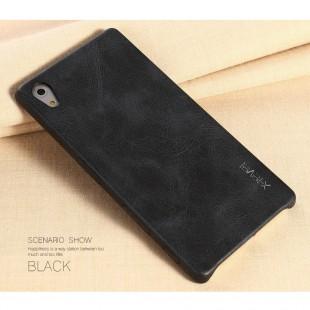 قاب چرمی X-Level Leather VINTAGE Case for Huawei Y6