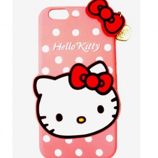 قاب ژله ای عروسکی هلوکیتی Hello Kitty Case for Apple iPhone 6