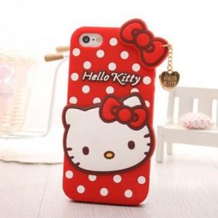 قاب ژله ای عروسکی هلوکیتی hello Kitty Case for Apple iPhone 6 Plus
