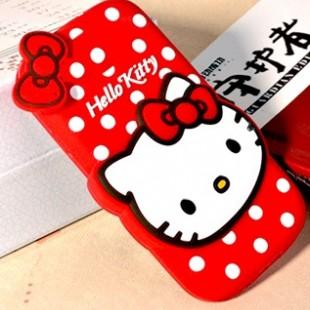 قاب ژله ای عروسکی هلوکیتی Hello Kitty Case for HTC One M9