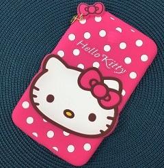قاب ژله ای عروسکی هلوکیتی Hello Kitty Case for Samsung Galaxy J1 Ace