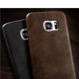 قاب چرمی X-Level Leather Case for Samsung Galaxy S6 Edge