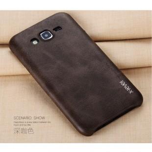 قاب چرمی X-Level Leather Case for Samsung Galaxy J5