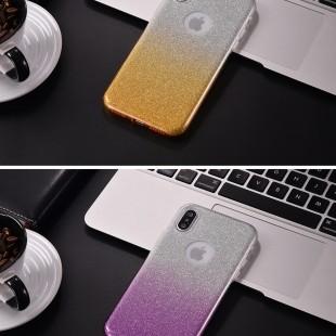 قاب ژله ای اکلیلی Alkyd Jelly Case Apple iPhone X