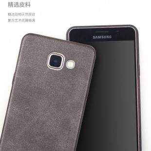 قاب چرمی X-Level Leather Case for Samsung Galaxy A5 2016