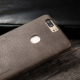 قاب چرمی X-Level Leather VINTAGE Case for Huawei Honor V8