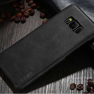 قاب چرمی X-Level Leather VINTAGE Case Samsung Galaxy S8