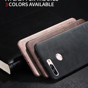 قاب چرمی X-Level Leather VINTAGE Case Huawei Honor V9
