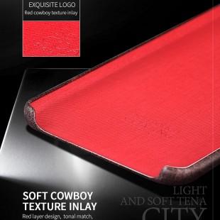 قاب چرمی X-Level Leather VINTAGE Case Apple iPhone X
