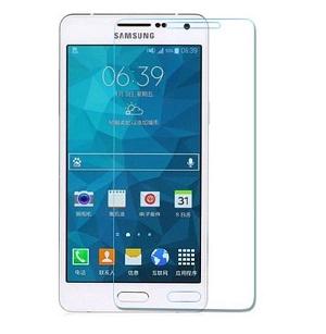 محافظ LCD شیشه ای Glass Screen Protector.Guard for Samsung Galaxy A7 2016