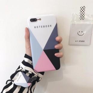 قاب ژله ای Stripe Case Apple iPhone 7 Plus