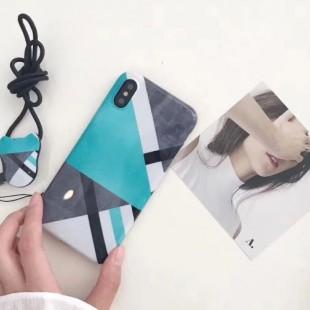 قاب ژله ای Stripe Case Apple iPhone X