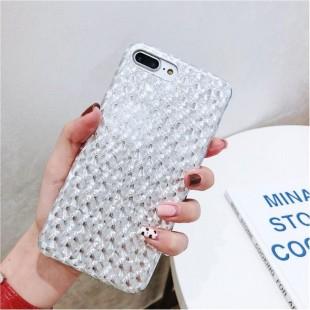 قاب ژله ای براق نقره ای آیفون Silver Bright Case iPhone Xr