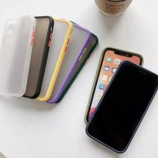 قاب ژله ای پشت مات آیفون Matte TPU Case Apple iPhone 11 Pro