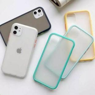 قاب ژله ای پشت مات آیفون Matte TPU Case Apple iPhone 11 Pro Max