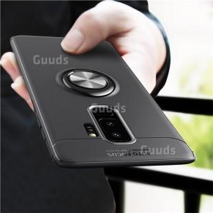قاب ژله ای Magnet Ring Case Samsung Galaxy S9