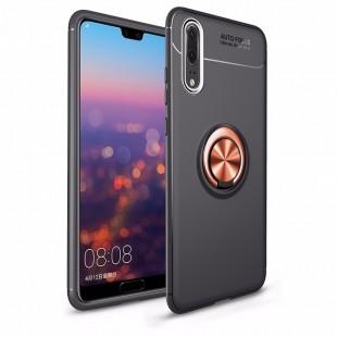 قاب ژله ای Magnet Ring Case Huawei P20