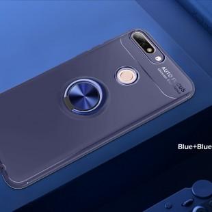 قاب ژله ای Magnet Ring Case Huawei Y7 Prime 2018