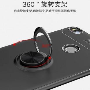 قاب ژله ای Magnet Ring Case Xiaomi Mi Max2