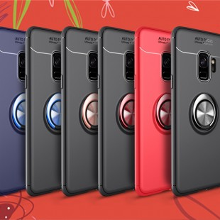 قاب ژله ای Magnet Ring Case Samsung Galaxy S9 Plus