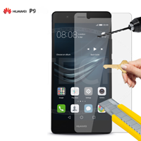 محافظ LCD شیشه ای Glass Screen Protector.Guard for Huawei P9