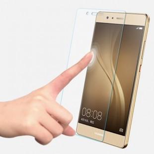 محافظ LCD شیشه ای Glass Screen Protector.Guard for Huawei P9 Plus