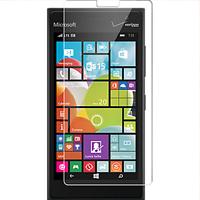 محافظ LCD شیشه ای Glass Screen Protector.Guard for Nokia Lumia 735