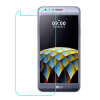 محافظ LCD شیشه ای Glass Screen Protector.Guard for LG X Cam