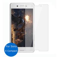 محافظ LCD شیشه ای Glass Screen Protector.Guard for Sony Xperia X Compact