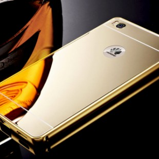 قاب محکم آینه ای Mirror Glass Case for Huawei Honor 6 Plus