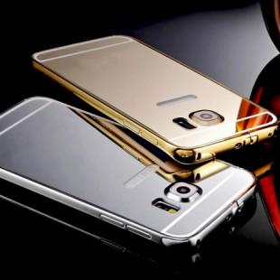 قاب محکم آینه ای Mirror Glass Case for Samsung Galaxy A7 2016