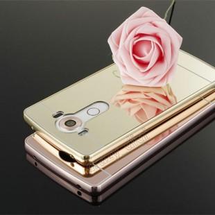 قاب محکم آینه ای Mirror Glass Case for LG G3