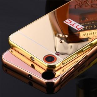 قاب محکم آینه ای Mirror Glass Case for HTC Desire 820