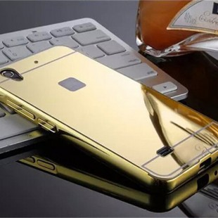 قاب محکم آینه ای Mirror Glass Case for Huawei G620S